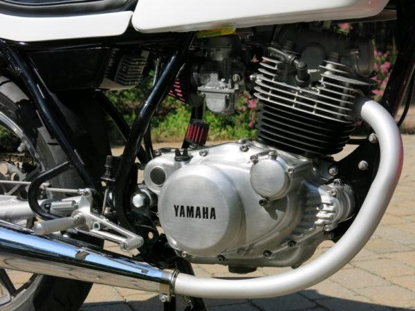 Yamaha SR250 Cafe Racer