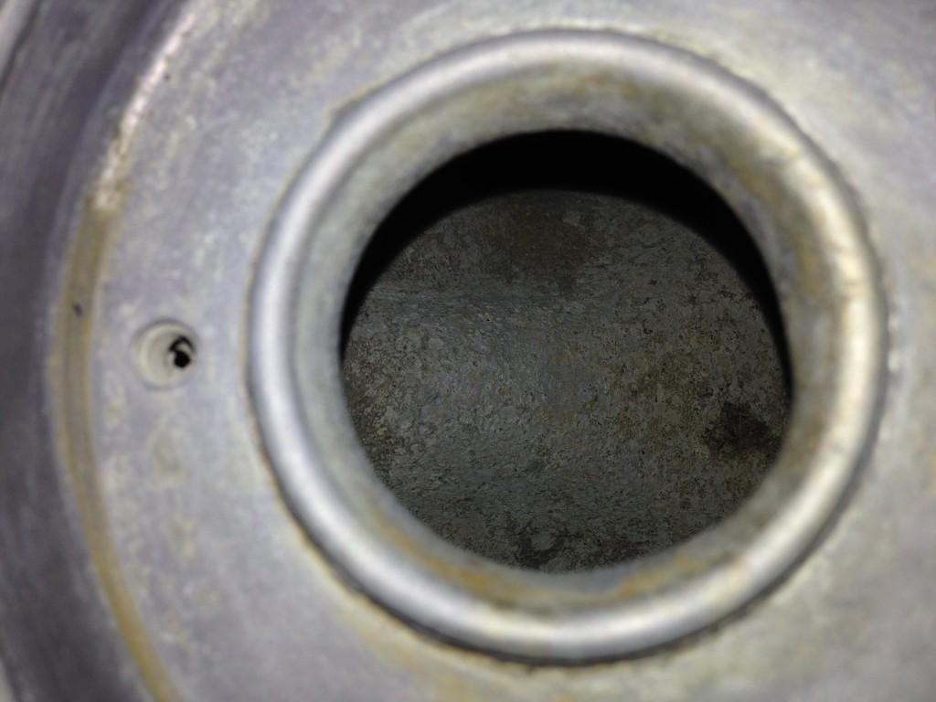 Yamaha SRX600 Gas Tank