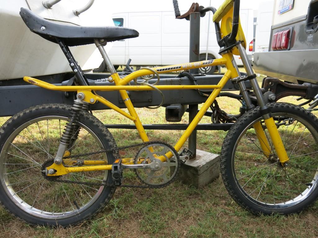 Yamaha Moto-Bike