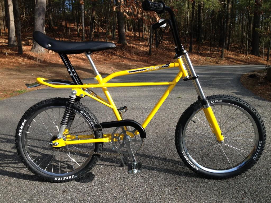 1975 Yamaha Moto-Bike